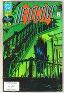 Detective Comics #630 comic book mint 9.8