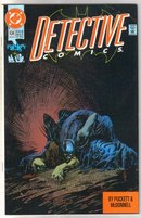 Detective Comics #634 comic book near mint 9.4