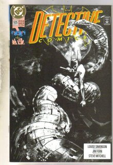 Detective Comics #635 comic book near mint 9.4