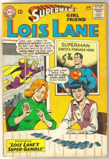 Superman's Girlfriend Lois Lane #56 comic book good/very good 3.0