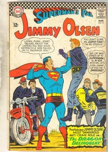 Superman's Pal Jimmy Olsen #91 comic book good/very good 3.0