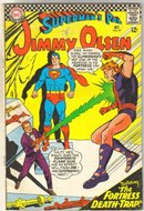 Superman's Pal Jimmy Olsen #97 comic book very good 4.0