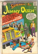 Superman's Pal Jimmy Olsen #94 comic book fair 1.5