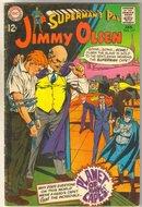 Superman's Pal Jimmy Olsen #117 comic book very good 4.0