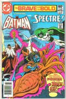 Brave and the Bold #180 with Spectre comic book very fine 8.0