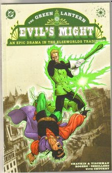Green Lantern Evil's Might #3 comic book mint 9.8