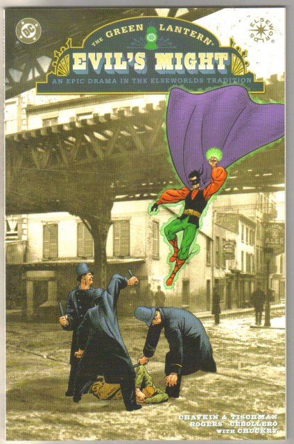 Green Lantern Evil's Might #2 comic book mint 9.8