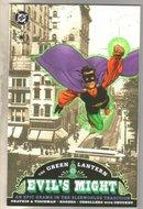 Green Lantern Evil's Might #1 comic book mint 9.8