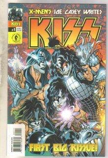 Kiss #1 comic book mint 9.8