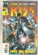 Kiss #1 comic book mint 9.8