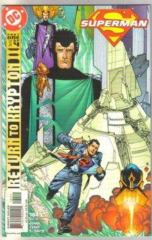 Superman #184 comic book mint 9.8