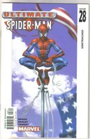 Ultimate Spider-man #28 comic book mint 9.8