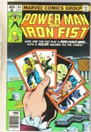 Power Man and Iron Fist #64 comic book very fine 8.0
