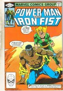 Power Man and Iron Fist #81 comic book near mint 9.4