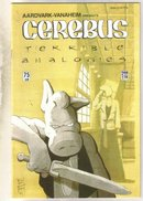 Cerebus #75 comic book mint 9.8