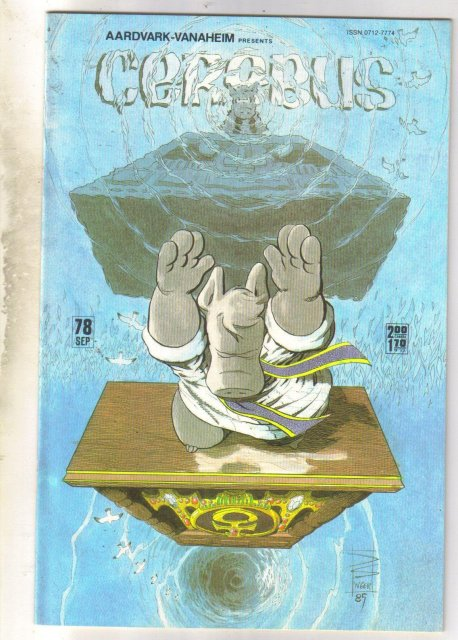 Cerebus #78 comic book mint 9.8