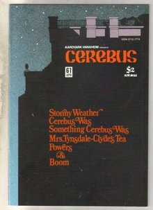 Cerebus #61 comic book mint 9.8