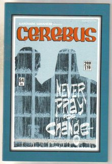 Cerebus #64 comic book mint 9.8