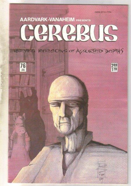 Cerebus #76 comic book mint 9.8