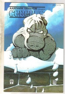 Cerebus #88 comic book mint 9.8