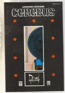Cerebus #89 comic book mint 9.8
