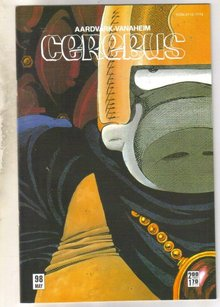 Cerebus #98 comic book mint 9.8