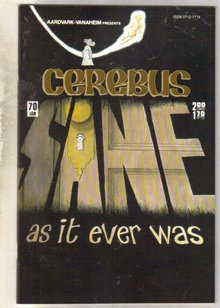 Cerebus #70 comic book mint 9.8