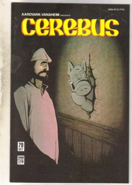 Cerebus #79 comic book mint 9.8
