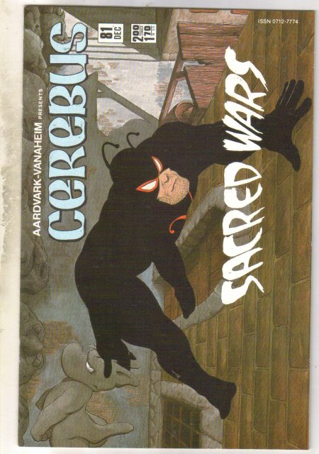 Cerebus #81 comic book mint 9.8