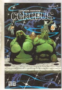 Cerebus #82 comic book mint 9.8