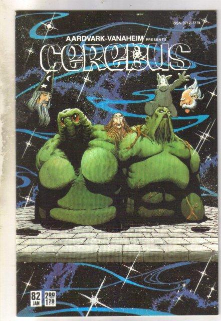 Cerebus #82 comic book mint 9.8