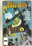 Batman #458 comic book near mint 9.4