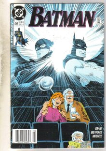 Batman #459 comic book near mint 9.4