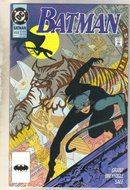 Batman #460 comic book near mint 9.4