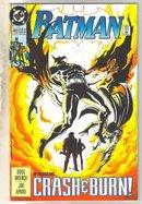 Batman #483 comic book near mint 9.4
