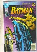 Batman #494 comic book near mint 9.4