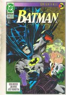 Batman #496 comic book near mint 9.4