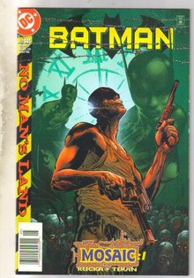 Batman #565 comic book near mint 9.4