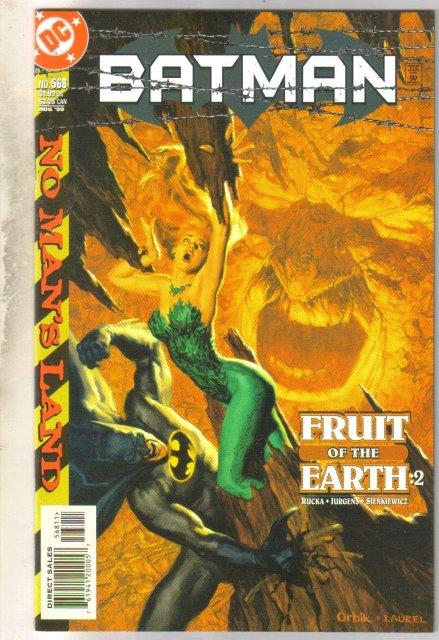 Batman #568 comic book mint 9.8