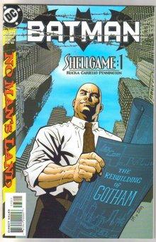 Batman #573 comic book near mint 9.4