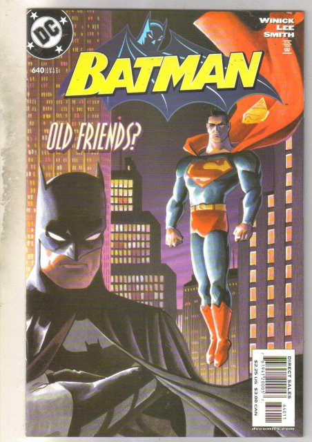 Batman #640 comic book mint 9.8