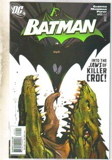 Batman #642 comic book mint 9.8