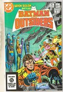 Batman and the Outsiders #2 comic book mint 9.8