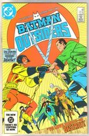 Batman and the Outsiders #12 comic book mint 9.8
