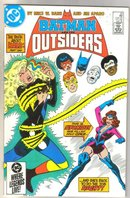 Batman and the Outsiders #20 comic book mint 9.8