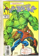 Amazing Spider-man #382 with Hulk comic book mint 9.9