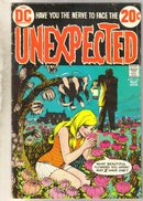 Unexpected #145 comic book very good 4.0