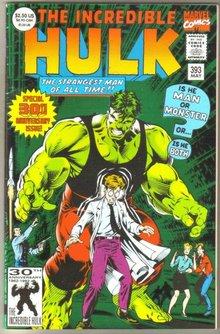 Incredible Hulk #393 comic book near mint 9.4