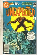 Unexpected #213 comic book fine 6.0