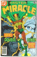 Mister Miracle #24 comic book fine/very fine 7.0